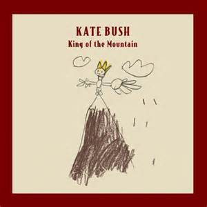 king of the mountain single cover kate bush