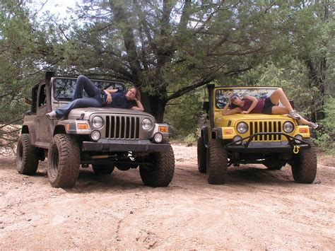 girls jeep diamont point schoolhouse canyon lion spring draw