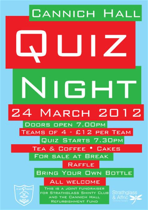 quiz night poster template free articlesrutracker