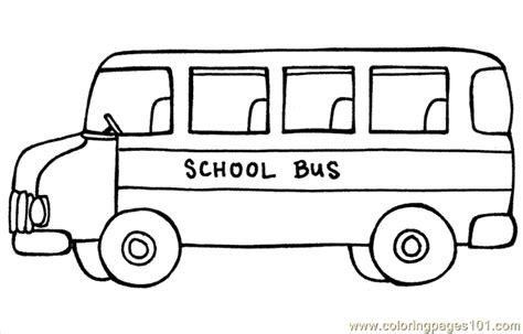 coloring page for bus bus coloring page 11 coloring page free land transport
