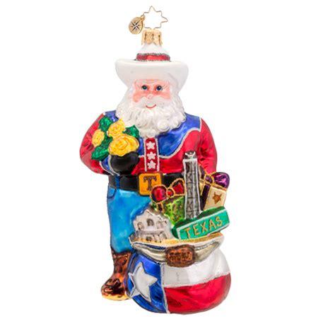ornaments tx christopher radko ornaments 2015 radko santa