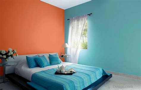 good colors for bedroom walls two colour combination for bedroom walls