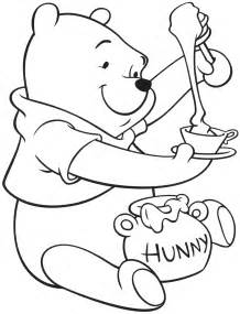 coloring printable winnie the pooh printable coloring pages picture winnie