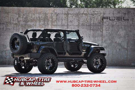 Jeep Wrangler Jk Wheels 2014 Jeep Jk Wrangler 22 215 12 D254 Fuel Blown Wheels