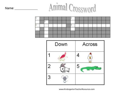 easy crossword puzzles worksheets touch math sheets new calendar template site