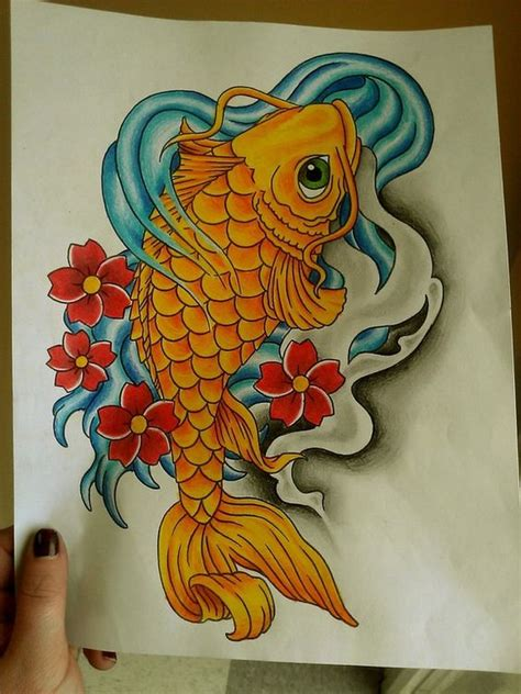 tattoo peces koi plantillas para tatuajes del pez koi cuerpo y arte