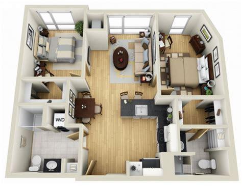 300 Sq Ft Apartment Floor Plan 9 planos de departamentos grandes planos y fachadas