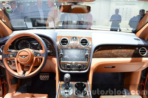 bentley bentayga interior clock bentley bentayga launched in india at inr 3 85 crores