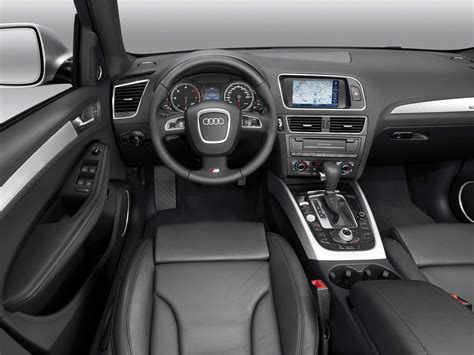 Audi Q 5 Interior by 2012 Audi Q5 Price Photos Reviews Features
