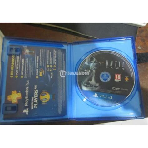 Kaset Ps4 Until Reg 1 Kaset Ps4 Murah Bd Ps4 Until Bekas No Baret Depok