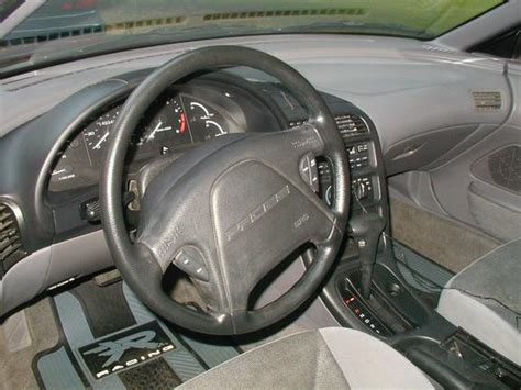 Ford Probe Interior by H0peyoumissme 1993 Ford Probe Specs Photos Modification