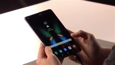 Samsung Galaxy S10 Fold by Samsung Galaxy S10 Galaxy S10 Galaxy S10e Galaxy S10 Galaxy Fold And More Launched Event
