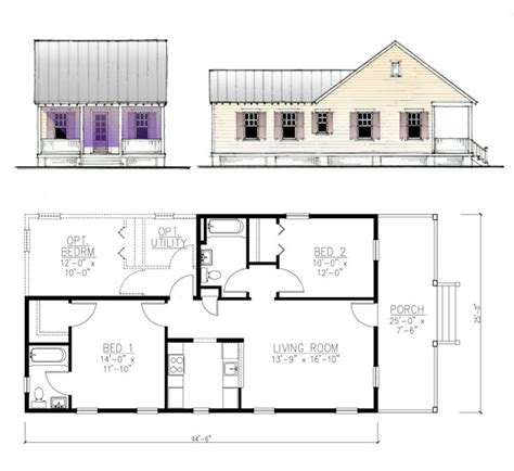 katrina house plans small scale homes katrina cottages cusato cottages