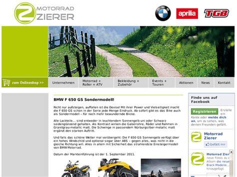 Bmw Motorrad H Ndler Landshut by Motorrad Zierer Bilder News Infos Aus Dem Web