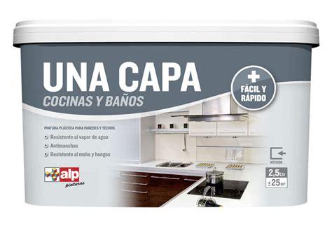 pintura especial para cocinas pintura blanca para interior alp cocinas y ba 209 os mate ref