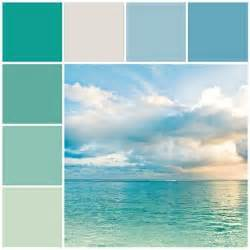 beach color ocean colors beach amp cottage decor art colors amp diy