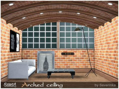 severinka s arched ceiling