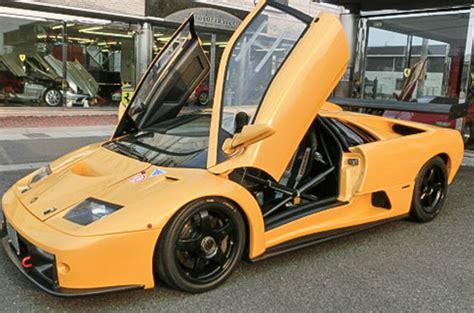 Lamborghini Diablo Sale by Lamborghini Diablo Gtr 1 40 For Sale And Sold Cars