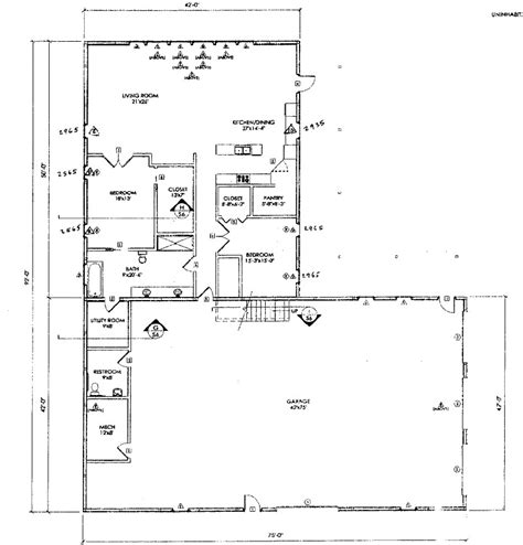 floor plan source morton building house floor plans home fatare