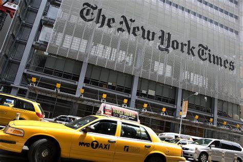 sede new york times el new york times y su anuncio contra donald en los