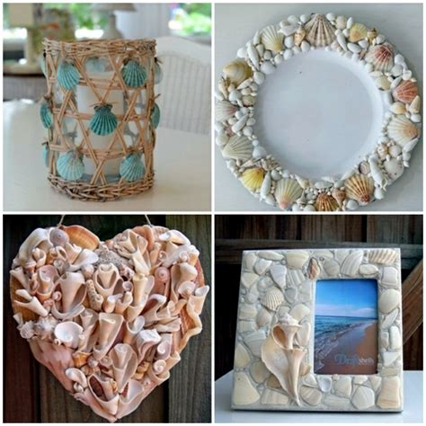 how to make home decoration maritime decoration make with shells themselves 15 craft
