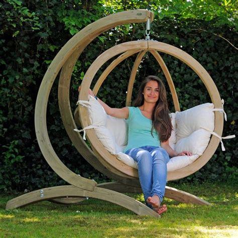 large garden swing seat 10 beautiful wooden garden swing ideas houz buzz
