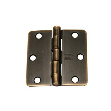 Exterior Door Hinge Stanley National Hardware 3 25 In Bronze Entry Door Hinge Lowe S Canada