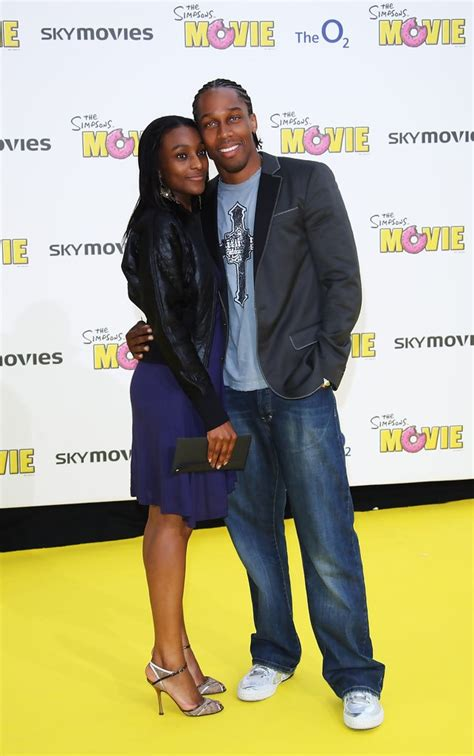 Fashion At The Uk Simpsons Premiere And We Use That Term Lightly by Lemar Obika In The Simpsons Uk Premiere