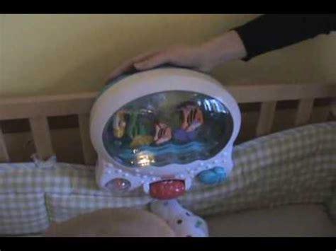Wonders Musical Aquarium Crib Attachment by Fisher Price Wonders Musical Aquarium Crib
