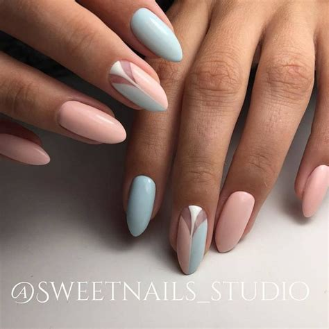two color nails 866 best two color nails images on color nails