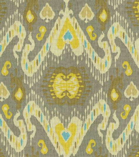 home decor print fabric waverly enlightened pumice jo