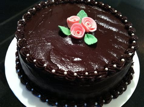 How To Decorate Cake With Chocolate by Cake Decorating With Chocolate Ganache Trendy Mods