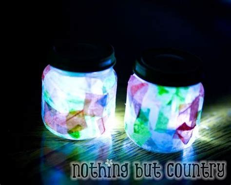 easy diy night light 17 best images about vbs 2016 cave quest on pinterest