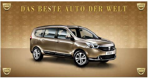 Bestes Auto Der Welt by Das Beste Auto Der Welt Dacia Die Beste Marke Der Welt