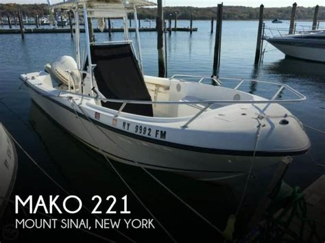mako used boats for sale florida mako 221 boats for sale in florida