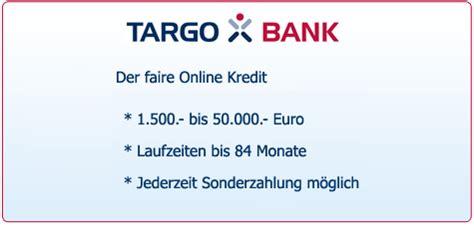 trgo bank kredit der targobank mit aktuellen angeboten und vergleichen