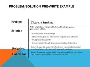Problem And Solution Essay Thesis Statement by A Guide To Problem And Solution Essays Ppt