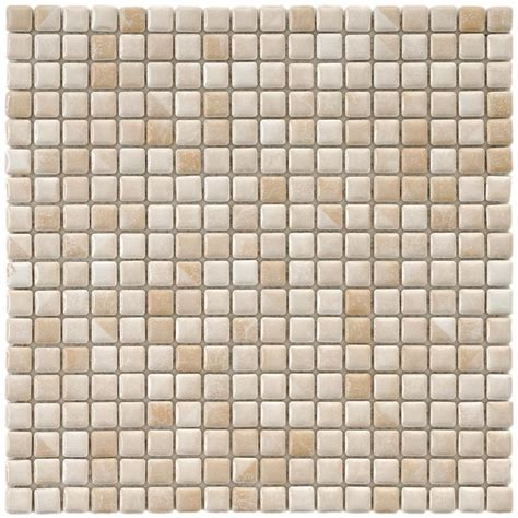 merola tile rustica mini perla bone 12 in x 12 in x 8 mm