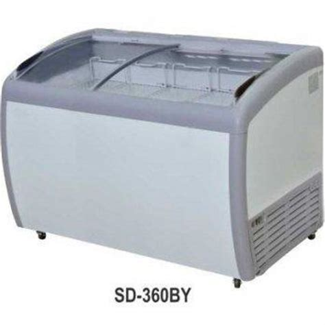 Freezer Daging Polytron harga gea sd 360by sliding curve glass freezer freezer