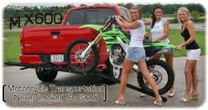 Dirt Bike Front Tire Holder Black Widow Mx 600x Steel Motorcycle Carrier Vehicles