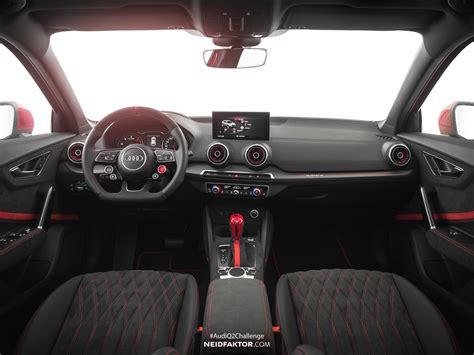 Coolest Audi Q2 Interior Ever Comes from Neidfaktor ... Audi Rs2 Porsche