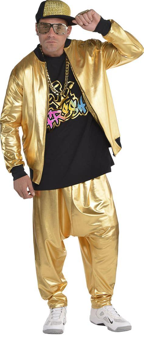 90s rap 80 s costumes create your own men s hip hop costume accessories party city