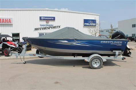 crestliner boats saskatchewan crestliner super hawk 1850 2016 new boat for sale in