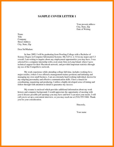 Cover Letter Address To by 9 How To Address A Cover Letter With A Name Applicationleter