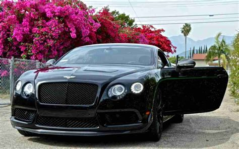 bentley rental exotic black bentley rental los angeles and las vegas