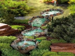 Small Water Garden Ideas Waterfalls For Backyards Small Water Garden Ideas Small Rock Water Fountains Garden