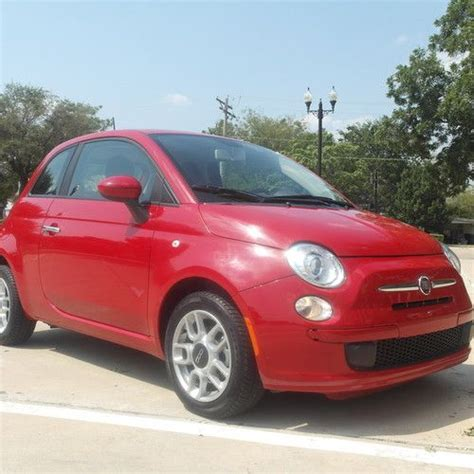2013 fiat 500 pop hatchback sell new 2013 fiat 500 pop hatchback 2 door 1 4l in