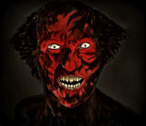 insidious movie red faced demon demon from insidious by epicloop on deviantart