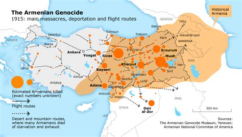 ottoman empire population why it s so controversial to call the armenian genocide a