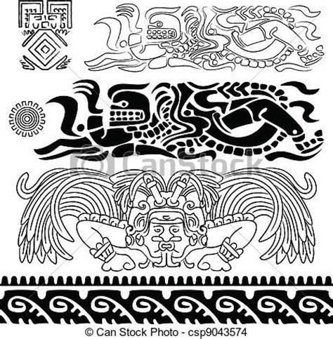 imagenes de grabados mayas 1000 images about dibujos mayas y aztecas on pinterest